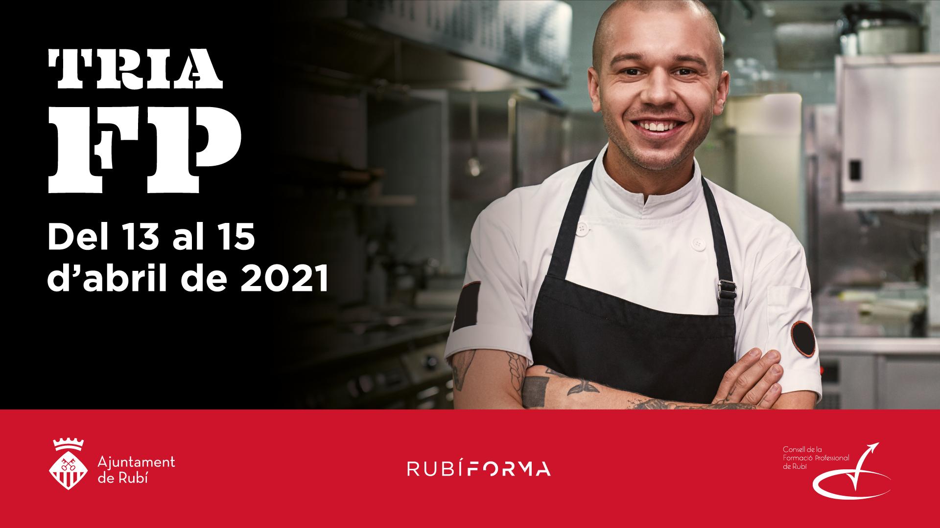 Rubí estrena un cercador en línia de l'oferta de Formació Professional